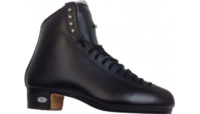 Riedell 875 Silver Star boot BLACK (Senior)