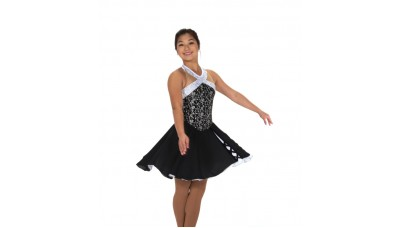 Jerry's White Night Dance Dress (263)