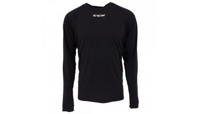 CCM Performance Senior Loose Fit Long Sleeve Shirt