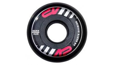 K2 Active Formula Wheels 60mm Without Bearings