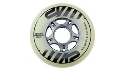 K2 Active Formula Wheels 80mm Glow Without Bearings