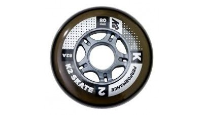 K2 Active Formula Wheels 80mm Without Bearings