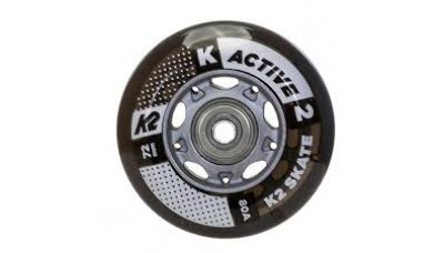 K2 Active Formula Wheels 72mm With Bearings