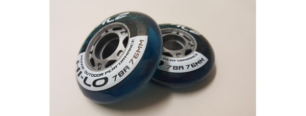 Bauer Indoor Wheels 76mm