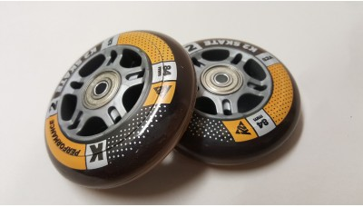 K2 Performance Formula Wheels 84mm With Bearings
