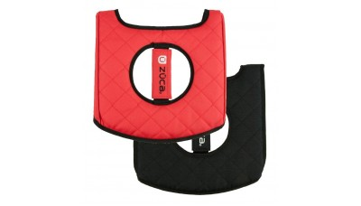 ZÜCA Seat Cushion Black/Red
