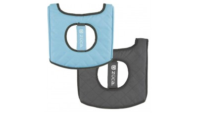 ZÜCA Seat Cushion Gray/Gloss Blue