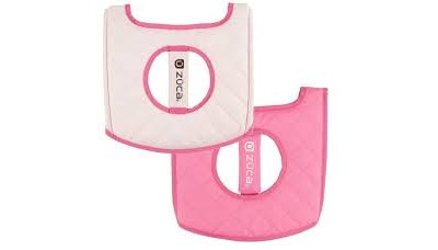 ZÜCA Seat Cushion Pink/Pale Pink