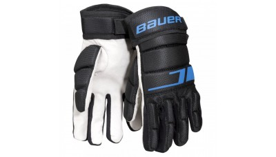 BAUER BALL HOCKEY GLOVES
