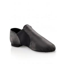 Capezio E-series Jazz Slip on EJ2 - Jazz Shoe (Black)