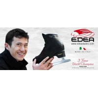 Edea Chorus Skate BLACK mounted with Sterling