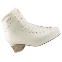 Edea Chorus Boot WHITE - B Width