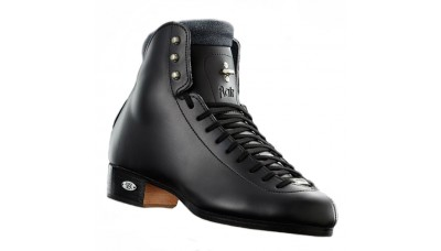 Riedell 910 Flair boot BLACK (Senior)
