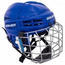 Bauer Helmet IMS 5.0 Combo - BLUE