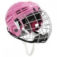 Bauer Helmet IMS 5.0 Combo - PINK