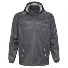 CCM Team Jacket Hooded Light Weight J7379 Charcoal