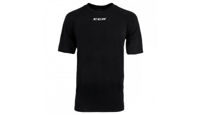 CCM Performance Adult Loose Fit Short Sleeve Shirt