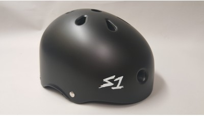 SxOne Mega Lifer Helmet (Black)