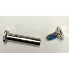 Bauer axle set - square head - flush mount (8pk)