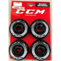 CCM Wheels 80mm (4pk) Outdoor Hockey