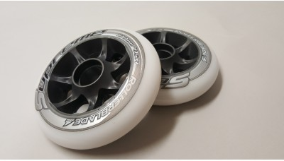 Rollerblade Supreme Wheels 100mm Without Bearings