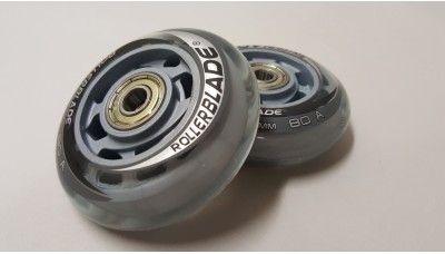 Rollerblade Neutro Wheels 76mm With Bearings