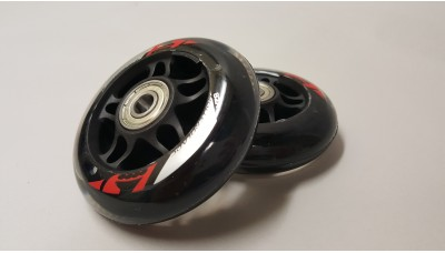 Rollerblade Neutro Wheels 80mm With Bearings
