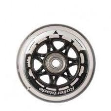 Rollerblade Wheels 84mm With SG7 Bearings (8pk) 8mm