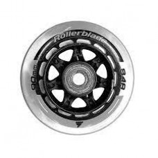 Rollerblade Wheels 90mm With SG9 Bearings (8pk) 8mm