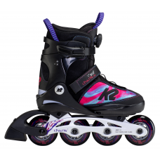 K2 Charm BOA ALU inline skate