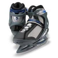 Softec ST1003 BLACK (Hockey Blade / Junior & Senior)