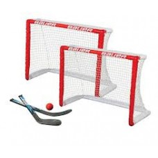 BAUER Knee Hockey Goal Set- Twin Pack