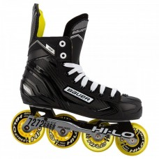 Bauer RH RS roller hockey skates Jr