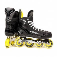 Bauer RH RS roller hockey skates SR