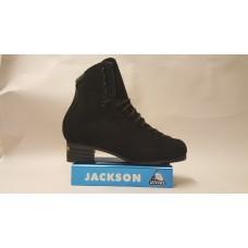 Jackson DJ2952 Elite Black Suede boot (Senior)