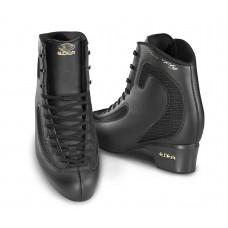 Edea Ice Fly Black Boot (Senior)