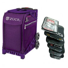 Zuca Cosmic Purple Insert Bag