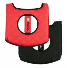 ZÜCA Seat Cushion Black/Red