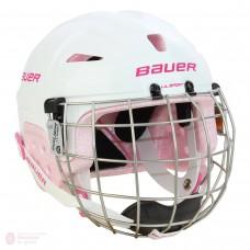Bauer Helmet - Lil' Sport Combo