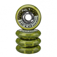 Bauer Wheels Hi-Lo Outdoor Performance 59mm - Yellow