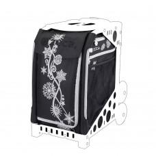 Zuca Silver Shimmer Insert Bag